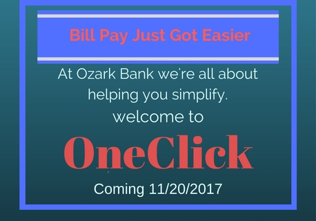 OneClick Bill Pay
